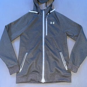 Under Armour Jackets & Coats - Under Armour hoodie jacket
